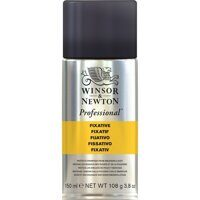 Лак-фиксатив для пастели Professional Fixative, аэрозоль 150 мл, Winsor&Newton